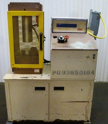 Satec Hydraulic Compression Testing Machine
