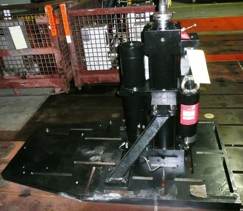 MTS Model 206.30 Hydraulic Actuator