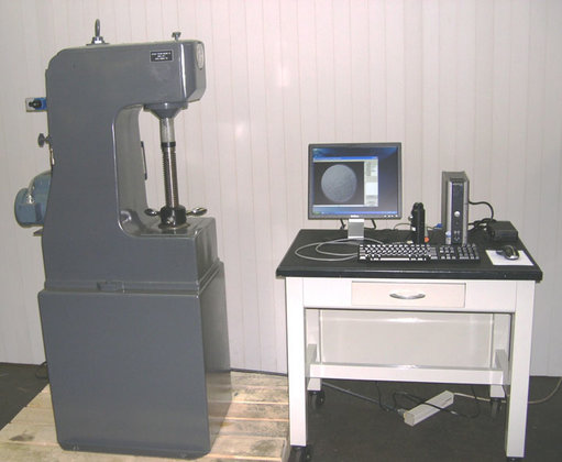 Detroit Model PH-1 Multi-Load Brinell