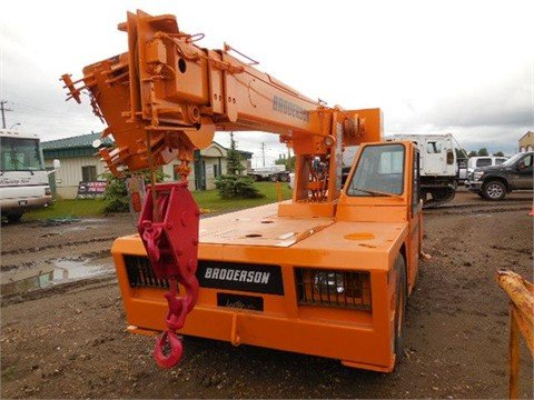 1998 BRODERSON IC80-2E in Edmonton,