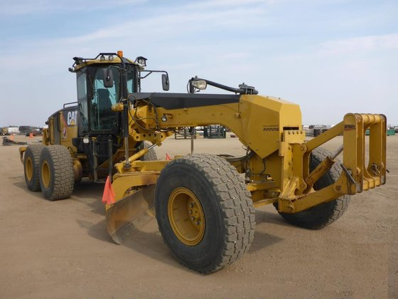 2008 CATERPILLAR 14M VHP in