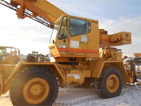 1990 GROVE RT528C in Edmonton,