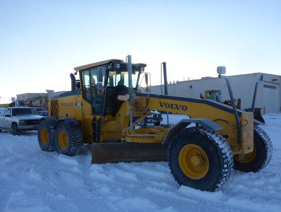 2009 VOLVO G960 in Edmonton,