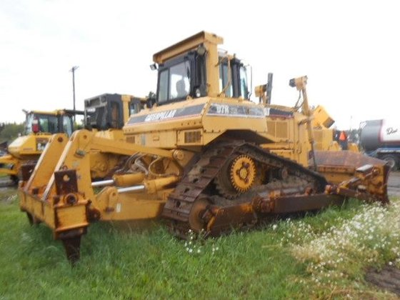 1997 CATERPILLAR D7R XR in