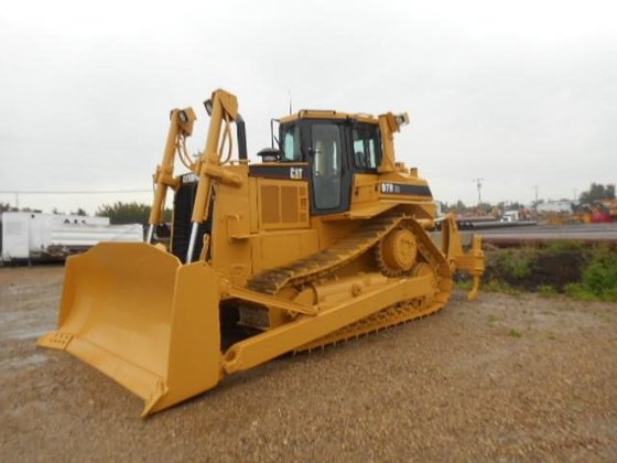 2006 CATERPILLAR D7R XR in