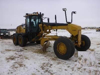 2008 CATERPILLAR 160M AWD in