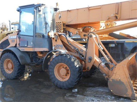 2009 CASE 221E in Edmonton,