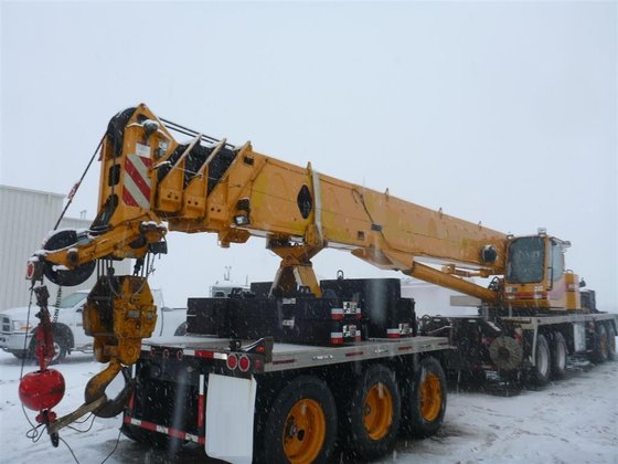 2001 LINK-BELT HTC-8675LB in Edmonton,
