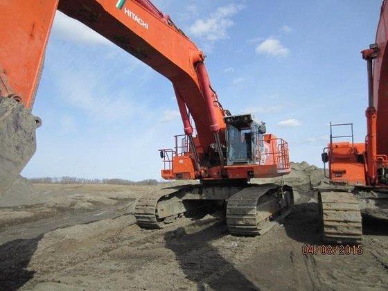 2005 HITACHI EX1200-5C in Edmonton,