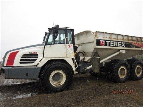 2005 TEREX TA30 in Edmonton,