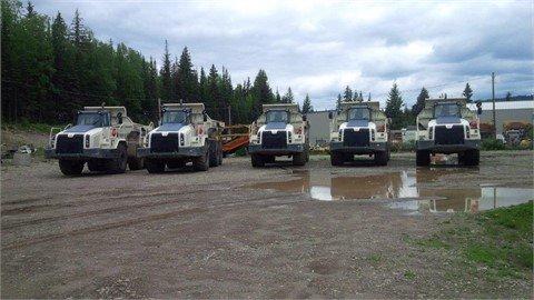 2012 TEREX TA400 in Edmonton,