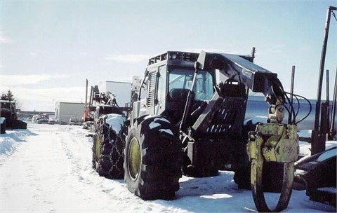 1998 TIMBERJACK 460 in Acheson,
