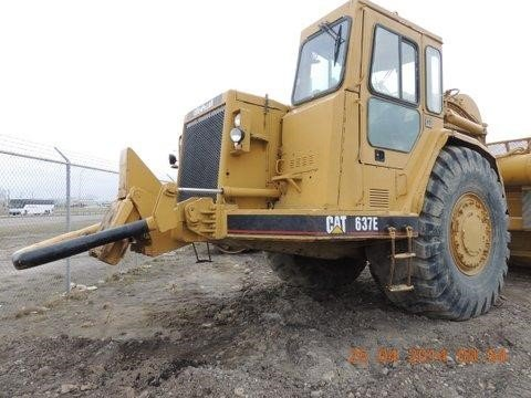 1987 CATERPILLAR 637E in Acheson,