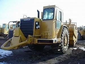 1995 CATERPILLAR 637E in Acheson,