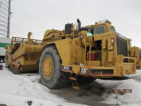 1986 CATERPILLAR 631E in Acheson,