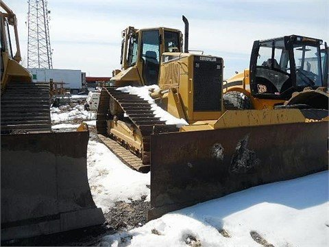 2006 CATERPILLAR D6N LGP in