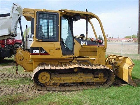 2007 CATERPILLAR D3G LGP in