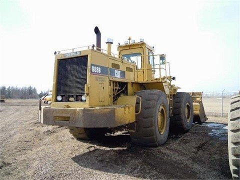 1983 CATERPILLAR 988B in Edmonton,