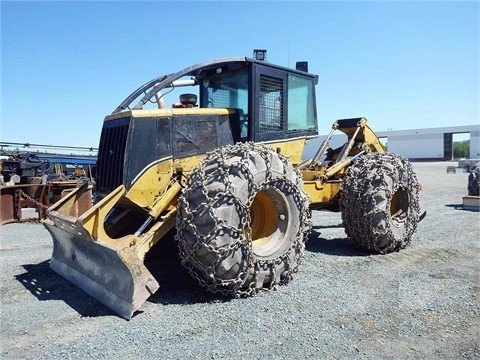 1995 CATERPILLAR 525 in Edmonton,