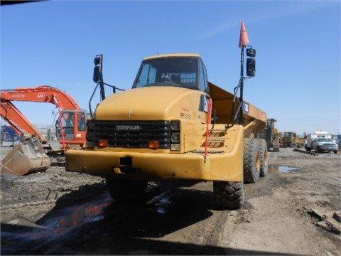 2007 CATERPILLAR 735 in Edmonton,