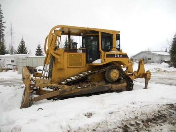 2005 CATERPILLAR D7R XR in