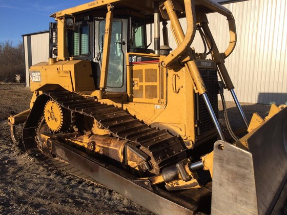 2007 CATERPILLAR D6T XW in