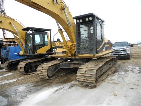 1997 CATERPILLAR 322BL in Edmonton,