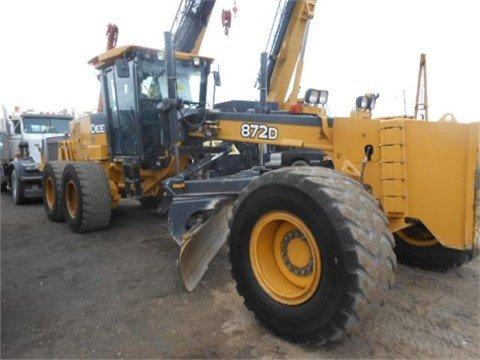 2005 DEERE 872D in Edmonton,