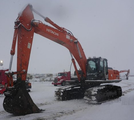 2006 HITACHI ZX350 LC-3 in