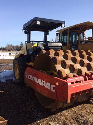 2006 DYNAPAC CA262PD in Edmonton,
