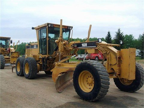 2001 CATERPILLAR 160H VHP in