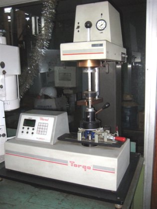 VIBRAC TORQUE MEASURER MODEL 1502