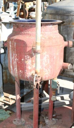 PFAUDLER 5 GAL. REACTOR in