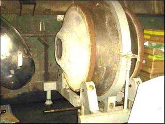"""SKERMAN 60"""" COATING PAN 1791"""