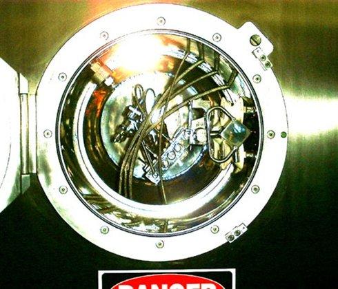 """GLATT MODEL PC-1000 48"""" COATER"""
