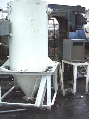 SEMCO PULSE JET DUST COLLECTOR