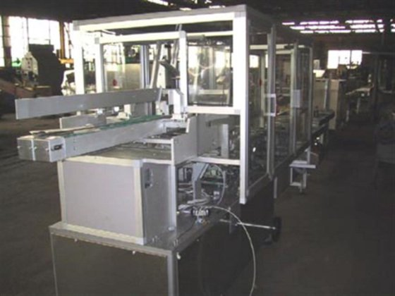 1999 MULTIPAC FORMATICE TYPE FRT500