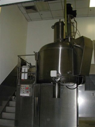 ZANCHETTA 2000 LITER HIGH SHEAR