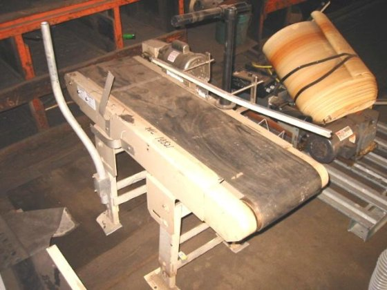 POWER PACK 4' CONVEYOR in