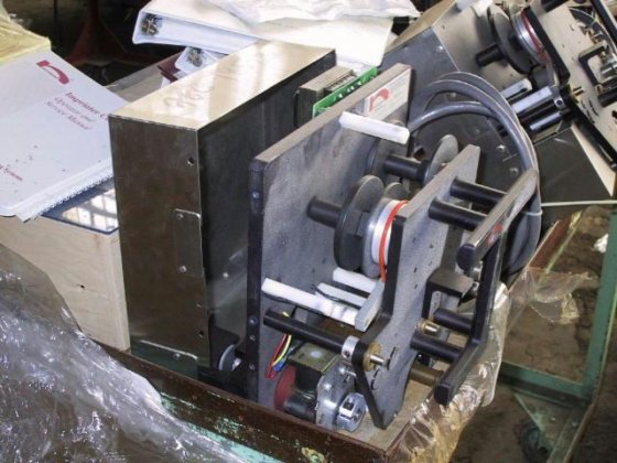 NORWOOD IMPRINTER HEADER 2800 in