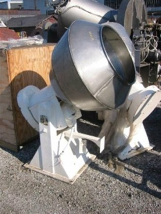 """COLTON 36"""" STAINLES COATING PANS"""