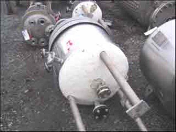 40 gallon Precision Stainless Reactor