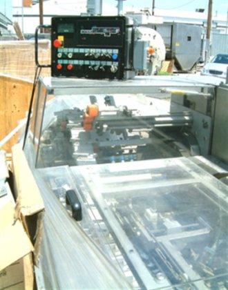 IWKA CPS-R Tray Packer in