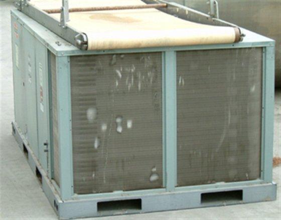 Air Conditioning Equipment: Rheem, Aaon