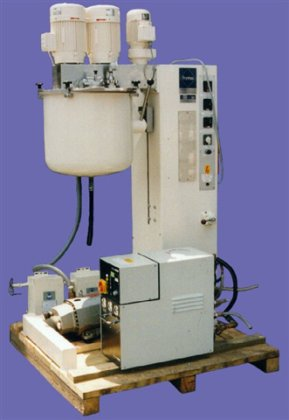 FRYMA PROCESSING PLANT MODEL VME-50