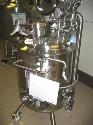Precision Reactor 100 liter in