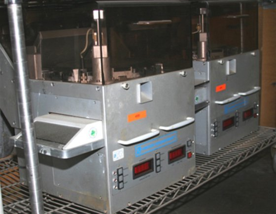 Vector Capsule Tester 4885 in