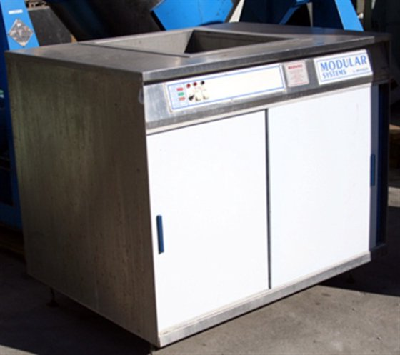 Modular Systems Parts Washer in