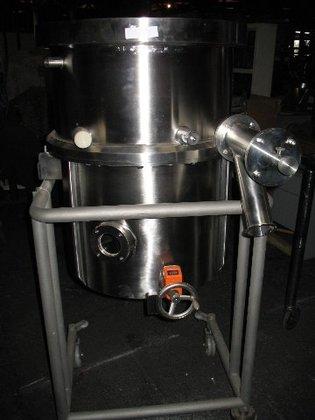 Glatt GPCG30 Inserts and Bowls
