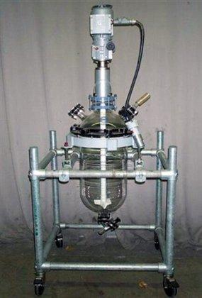 QVF Duran 30 liter Reactor